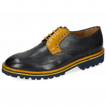 Derbies Matthew 33 Navy Yellow