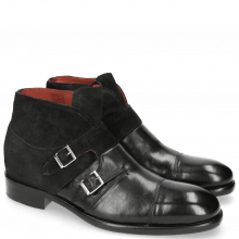 Bottines Patrick 11 Black Lima Black