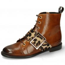 Bottines Selina 47 Wood Hairon Tanzania Wood Strap M&H
