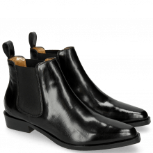 Bottines Marlin 4 Black Elastic Black RS Black