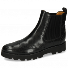 Bottines Xanyia 3 Venice Black