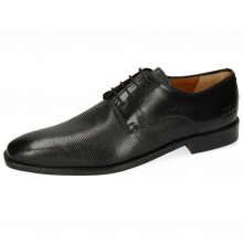 Derbies Alex 1 Venice Pebble Black