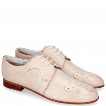 Derbies Sally 1 Glove Nappa Rose