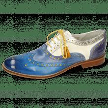Richelieu Amelie 70 Vegas Mid Blue Wind Timor Silver