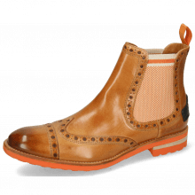 Bottines Eddy 46 Sand Underlay Brown