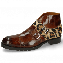 Bottines Patrick 11 Turtle Wood Hairon Tanzania