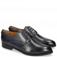 Derbies Jessy 5 Avio Elastic Navy