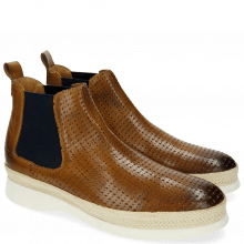 Bottines Elia 3 Perfo Square Cashmere