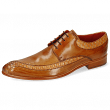 Derbies Toni 36 Woven Powder Arancio Tan