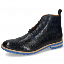 Bottines Eddy 10 Crock Navy Lining Rich Tan