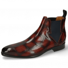 Bottines Lance 19 Galap Plum Shade Burgundy