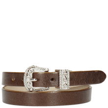 Bracelets Ines 1 Wood Buckle Nickle