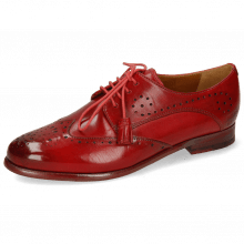 Derbies Selina 41 Red Lining Rich Tan