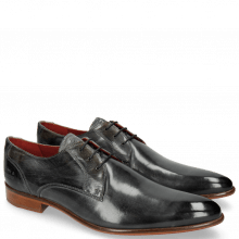 Derbies Toni 1 Glicine Lining Red