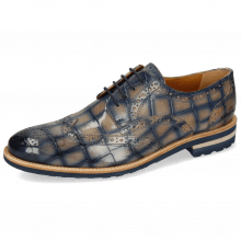 Derbies Henry 35 Turtle Oxygen Shade Navy