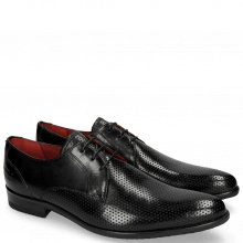 Derbies Toni 1 Perfo Black Modica Black