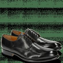 Derbies Lionel 3 Black LS Brown