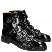 Bottines Susan 44 Soft Patent Oriental HRS Rivets