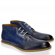 Bottines Felix 2 Scotch Grain Moroccan Blue RP 17 White