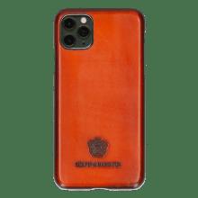 Coque iPhone Eleven Pro Max Vegas Orange Shade Mogano