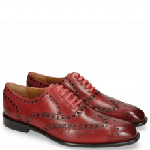 Richelieu Jacob 1 Venice Ruby Washed