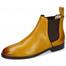 Bottines Susan 70 Indy Yellow Binding Brown