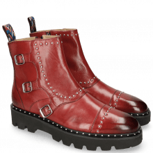 Bottines Susan 45 Ruby Rubber Sole Black