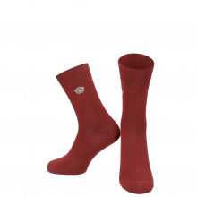 Chaussettes Charlie 2 Crew Socks Ruby
