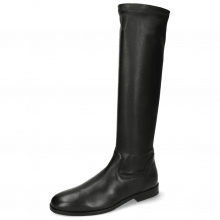 Bottines Susan 79 Glove Nappa Black Stretch Black
