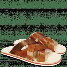 Sandales Sam 12 Tan Cherso Bronze