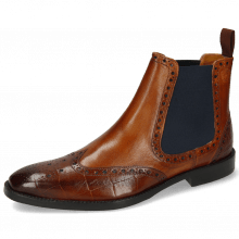 Bottines Martin 5 Venice Turtle Wood Tan