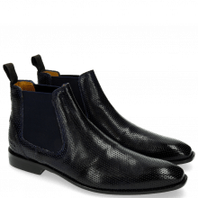 Bottines Xevar 1 Perfo Navy