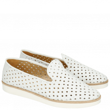 Mocassins Linn 1 Powder White XL Malden