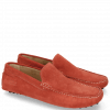 Mocassins Nelson 1 Suede Pattini Pompei