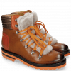 Bottines Bonnie 10 Crock Wood Fur Taupe