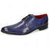 Derbies Toni 1 Forum Light Cobalt Lining Red