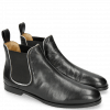 Bottines Susan 10 Salerno Black Binding Metalic