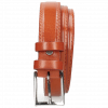 Ceintures Linda 1 Winter Orange Classic Buckle