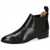 Bottines Jessy 1 Imola Black Elastic Black Flex