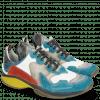 Sneakers Kobe 1 Suede Pattini Aqua Milled Perfo White Light Grey Pompe