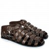 Sandales Sam 3 Classic Dark Brown