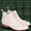 Bottines Sandy 4 Nappa Glove Salt Perfo Pink