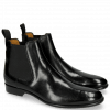 Bottines Clint 7 Black Elastic Black