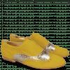 Mocassins Sonia 1 Parma Suede Yellow
