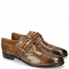 Derbies Clint 2 New Taupe Buckle Smoke