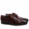 Derbies Lance 2 Crust Burgundy HRS