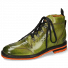 Bottines Trevor 5 Ultra Green Lining Rich Tan