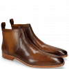 Bottines Lance 51 Wood Nappa Glove Camel