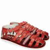 Sandales Sam 3 Ruby Strap White
