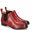 Bottines Sally 16 Ruby Elastic Navy